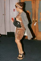 Eva Mendes - at the Saban Theatre in Beverly Hills, January 2015