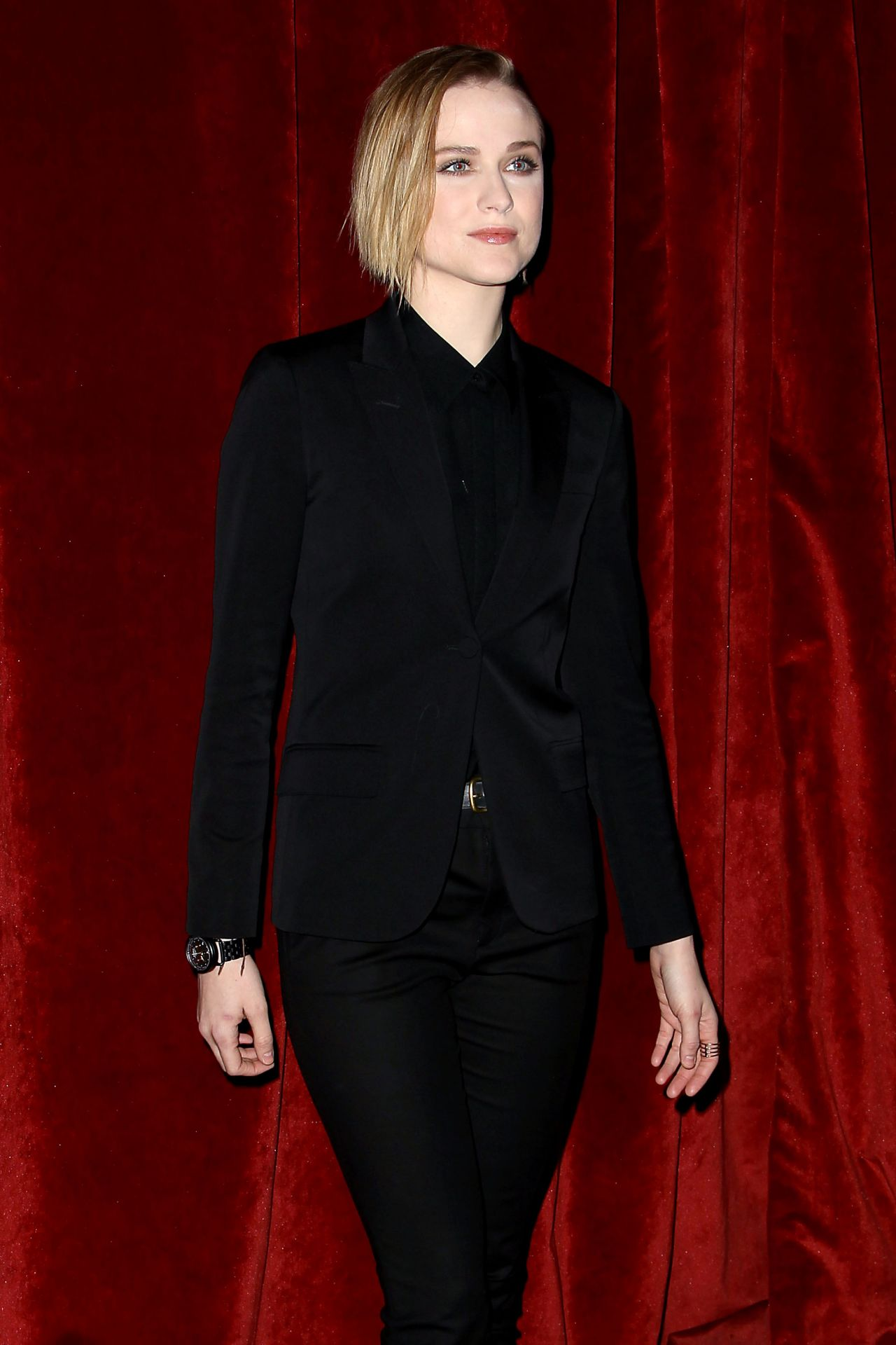 Evan Rachel Wood Strange Magic Screening In New York City