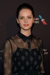 Felicity Jones – 2015 BAFTA Tea Party in Los Angeles