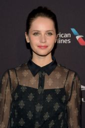 Felicity Jones – 2015 BAFTA Tea Party in Los Angeles