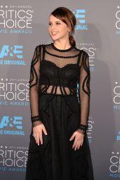 Felicity Jones – 2015 Critics Choice Movie Awards in Los Angeles