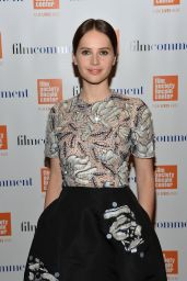 Felicity Jones - 2015 Film Comment Luncheon in New York City