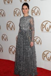Felicity Jones – 2015 Producers Guild Awards in Los Angeles