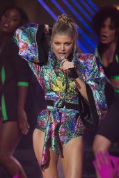 Fergie Duhamel Performs at Rockin