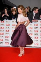 Ferne McCann – 2015 National Television Awards in London