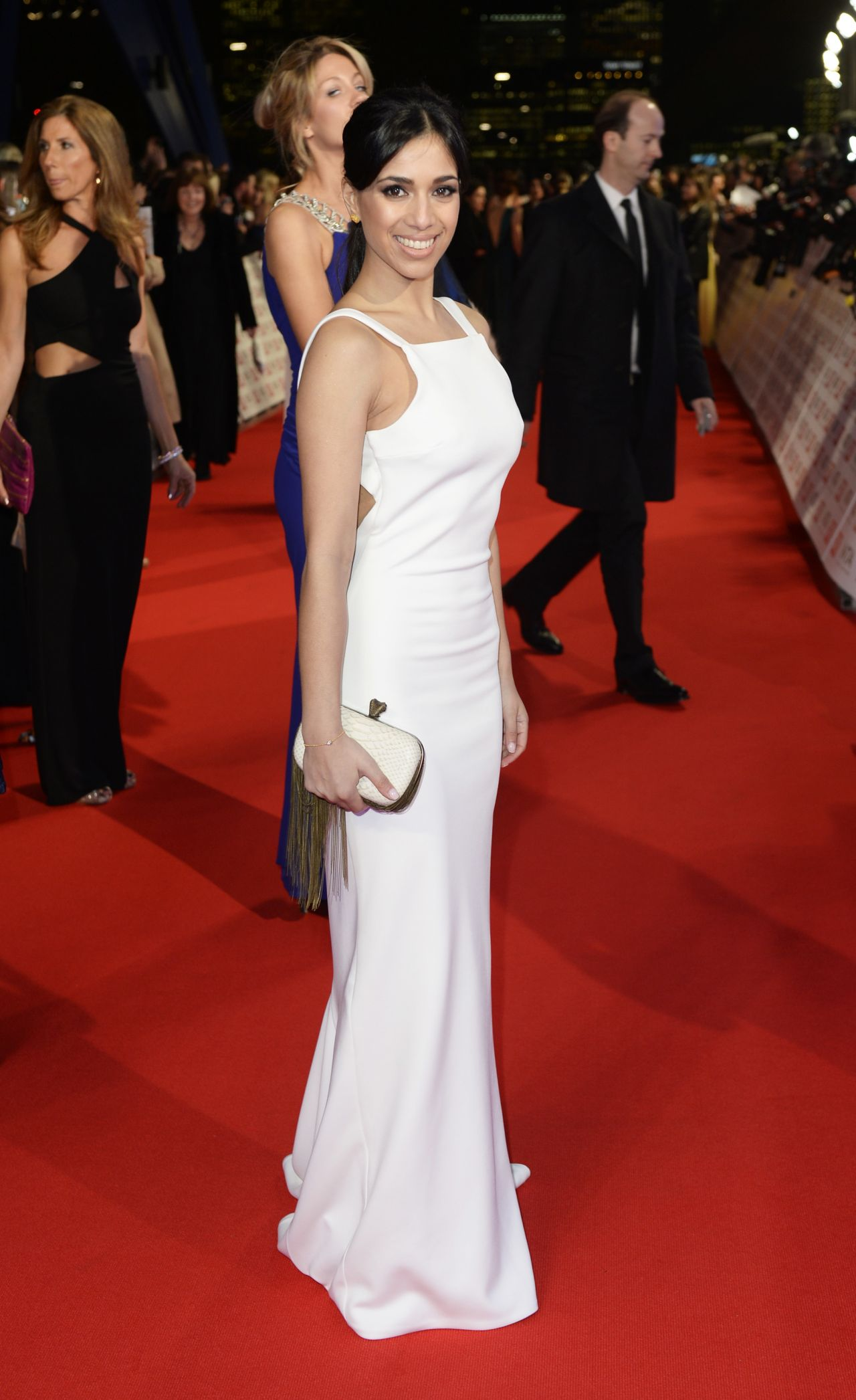 Fiona Wade 2015 National Television Awards In London
