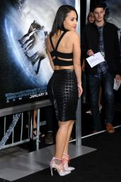 Francia Raisa – 'Project Almanac' Premiere in Hollywood