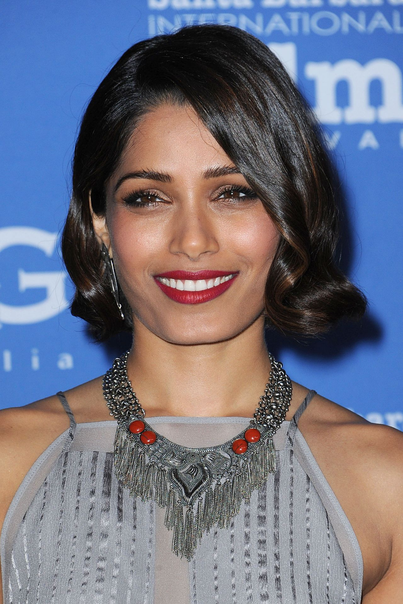 Freida Pinto – 2015 Santa Barbara International Film Festival Freida Pinto