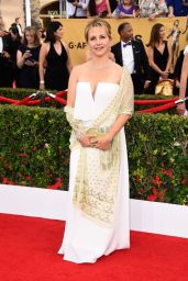 Gabrielle Carteris - 2015 SAG Awards