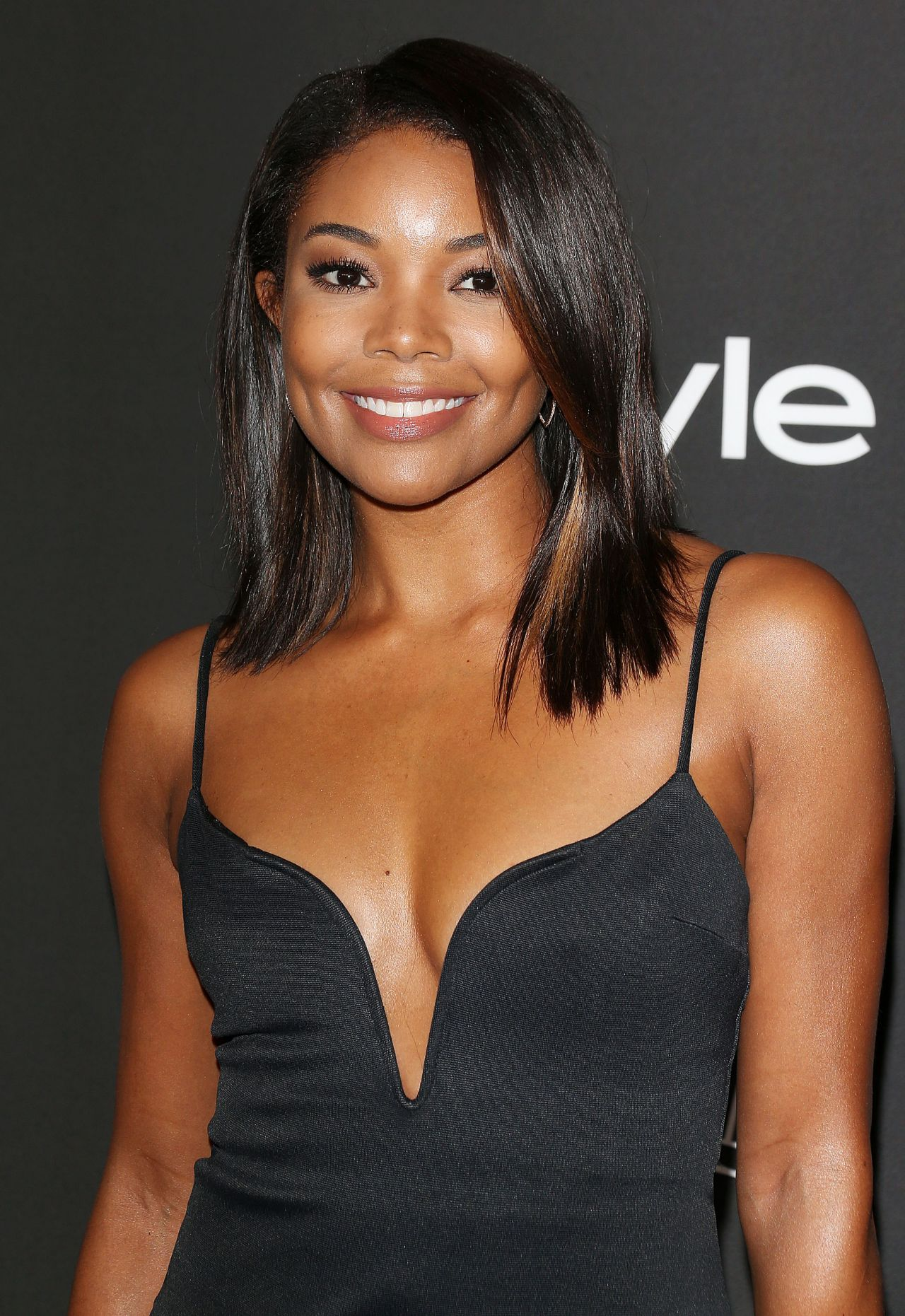Gabrielle Union Covers Hype Hair Magazine S March 2015 Issue: InStyle And Warner Bros 2015 Golden