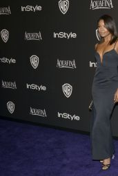 Gabrielle Union - InStyle And Warner Bros 2015 Golden Globes Party