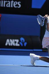 Garbine Muguruza – 2015 Australian Open in Melbourne – Round 4