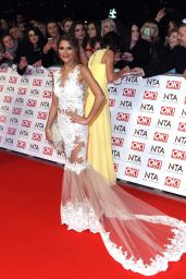 Gemma Oaten – 2015 National Television Awards in London
