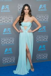 Genesis Rodriguez - 2015 Critics Choice Movie Awards in Los Angeles