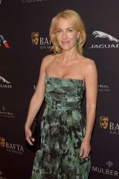Gillian Anderson – 2015 BAFTA Tea Party in Los Angeles