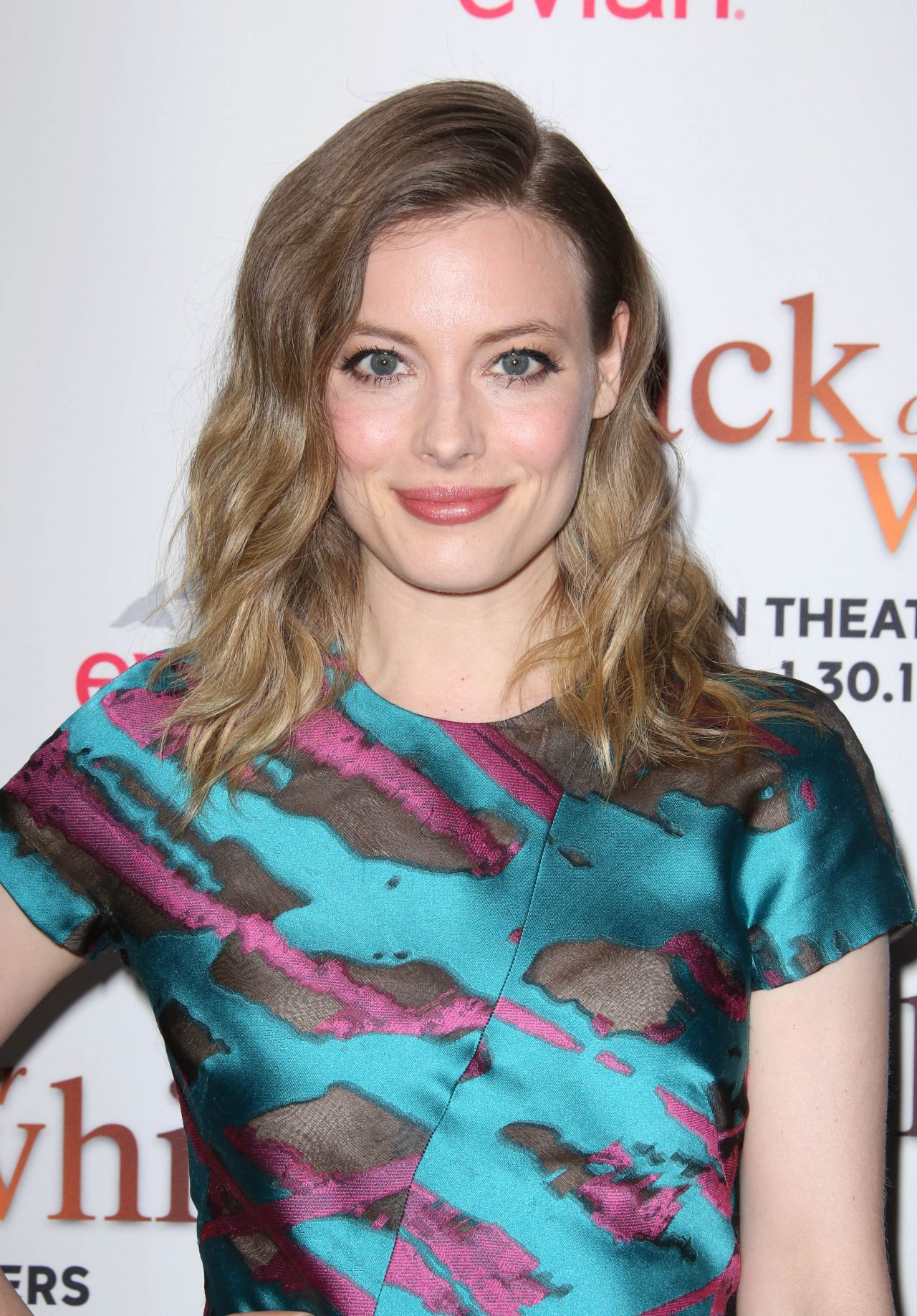 Gillian Jacobs Black Or White Premiere In Los Angeles