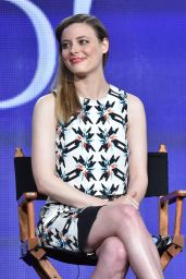 Gillian Jacobs - Community Panel TCA Press Tour in Pasadena, Jan. 2015