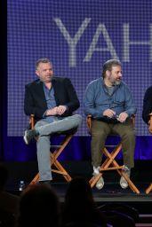 Gillian Jacobs - Community Panel TCA Press Tour in Pasadena, Jan. 2015