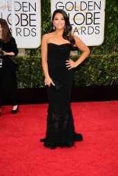 Gina Rodriguez – 2015 Golden Globe Awards in Beverly Hills
