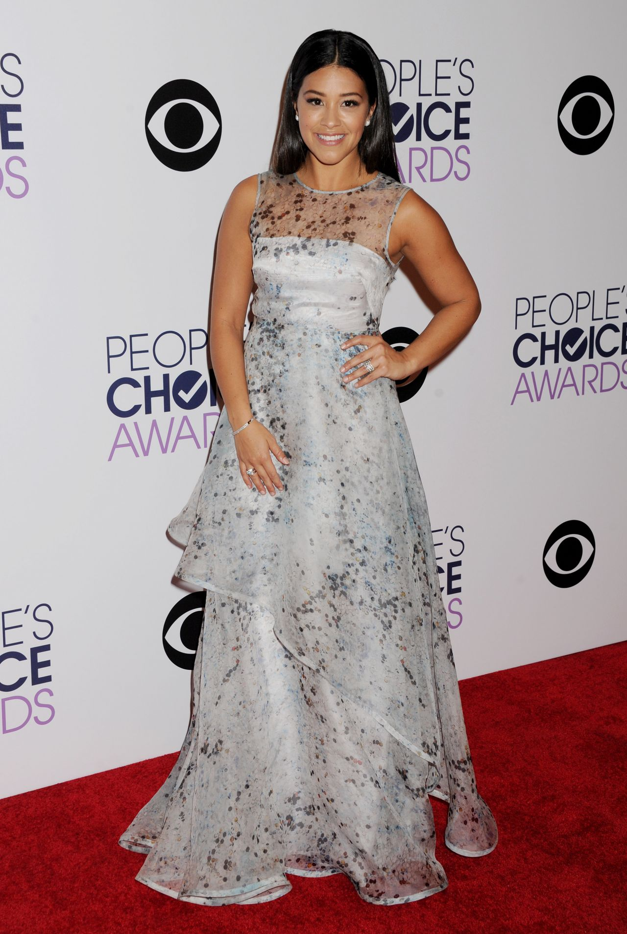 Gina Rodriguez - 2015 People