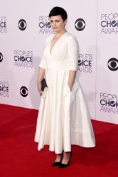 Ginnifer Goodwin – 2015 People's Choice Awards in Los Angeles