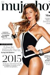 Gisele Bundchen – Mujer Hoy Magazine (Spain) January 2015 Issue