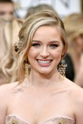 Greer Grammer – 2015 Golden Globe Awards in Beverly Hills