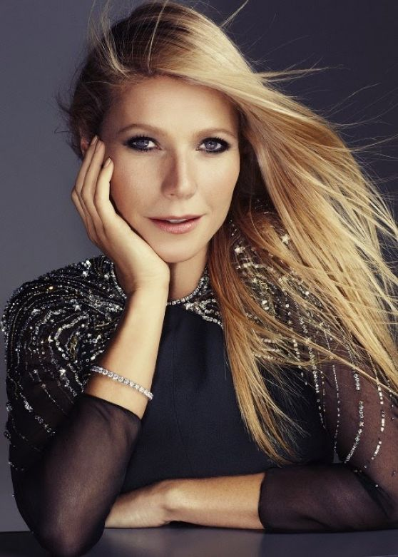 Gwyneth Paltrow – Harper's Bazaar Magazine (UK) Photos - February 2015