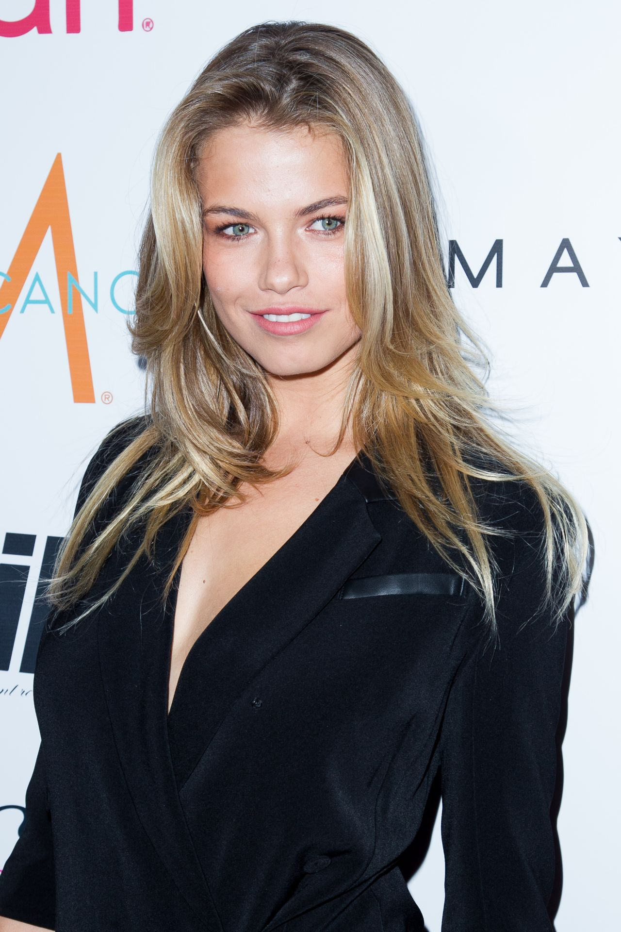 Hailey Clauson Fashion Los Angeles Awards Show In Los
