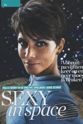 Halle Berry – Veronica TV Magazine – January 2015