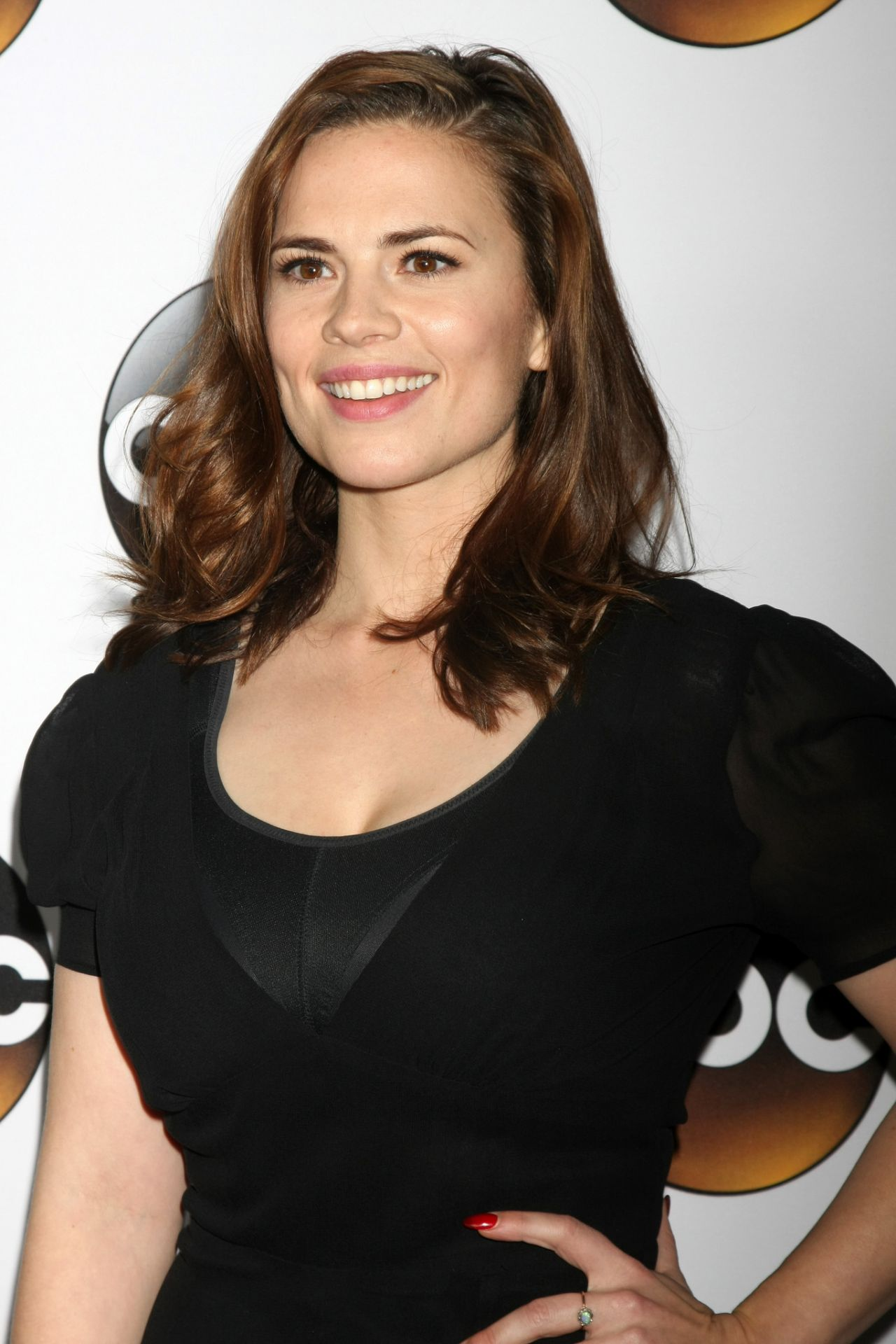 Hayley Atwell – Disney & ABC Television Group's TCA Winter Press Tour in Pasadena, Jan. 2015