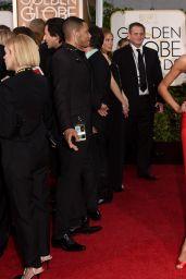 Heidi Klum – 2015 Golden Globe Awards in Beverly Hills