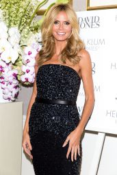 Heidi Klum - Intimate Dinner for Heidi Klum Intimates at Guillaume in Sydney, January 2015