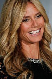 Heidi Klum - Intimates Collection Launch in Sydney, January 2015