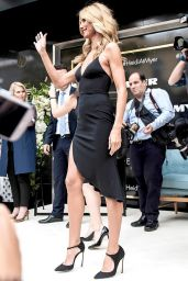 Heidi Klum Launches Her Lingerie Line In Melbourne, January 2015