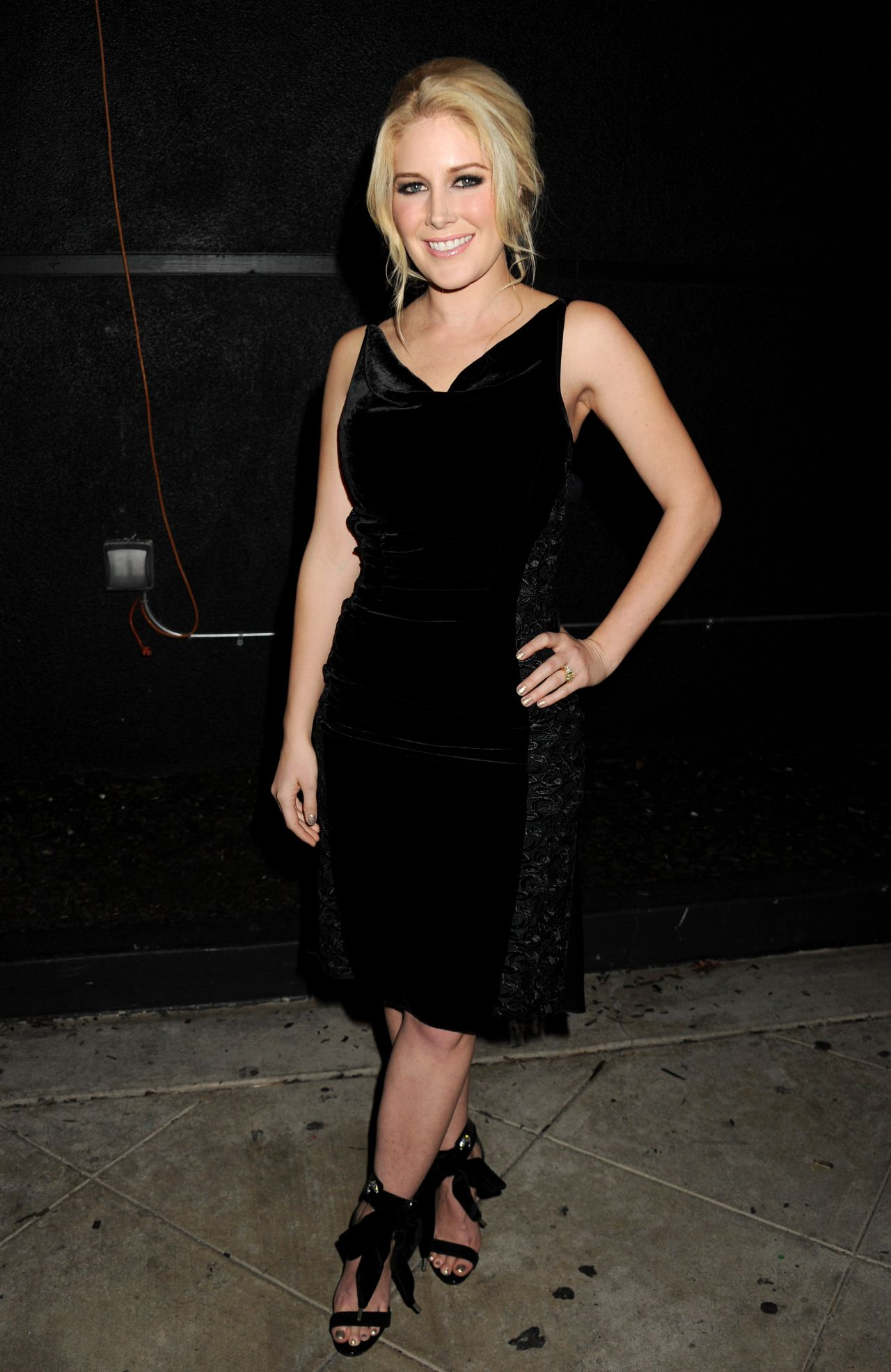Heidi Montag - Marriage Bootcamp Premiere Party in West ...