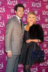 Heidi Range – Cirque du Soleil Kooza Press Night, January 2015