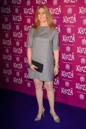 Helen Fospero – Cirque du Soleil Kooza Press Night, January 2015