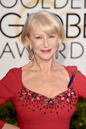 Helen Mirren – 2015 Golden Globe Awards in Beverly Hills