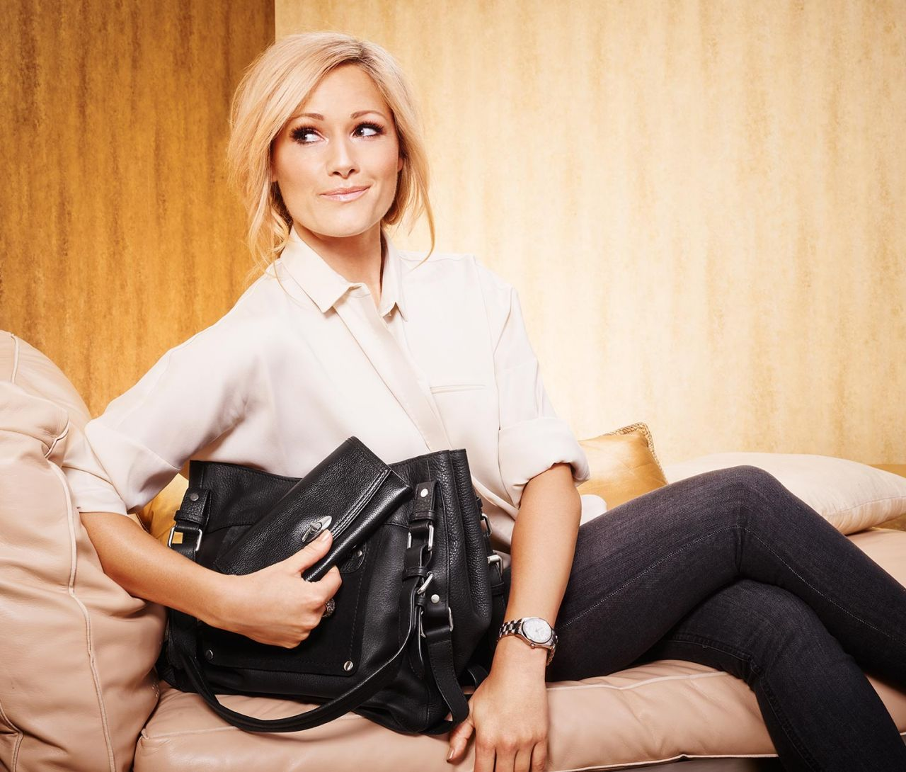 Helene Fischer Photoshoot Mine The Jewelry Collection