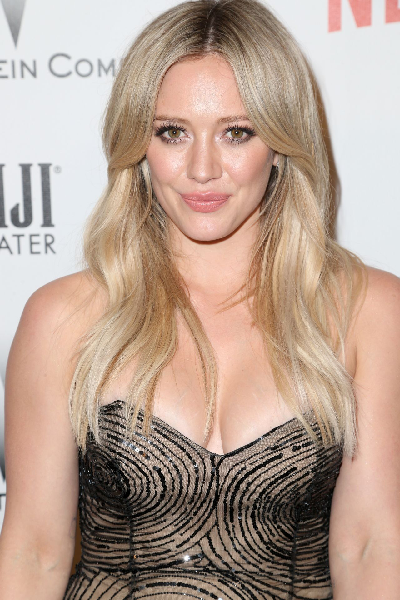 Hilary Duff The Weinstein Company Amp Netflix S 2015 Golden Globes Party