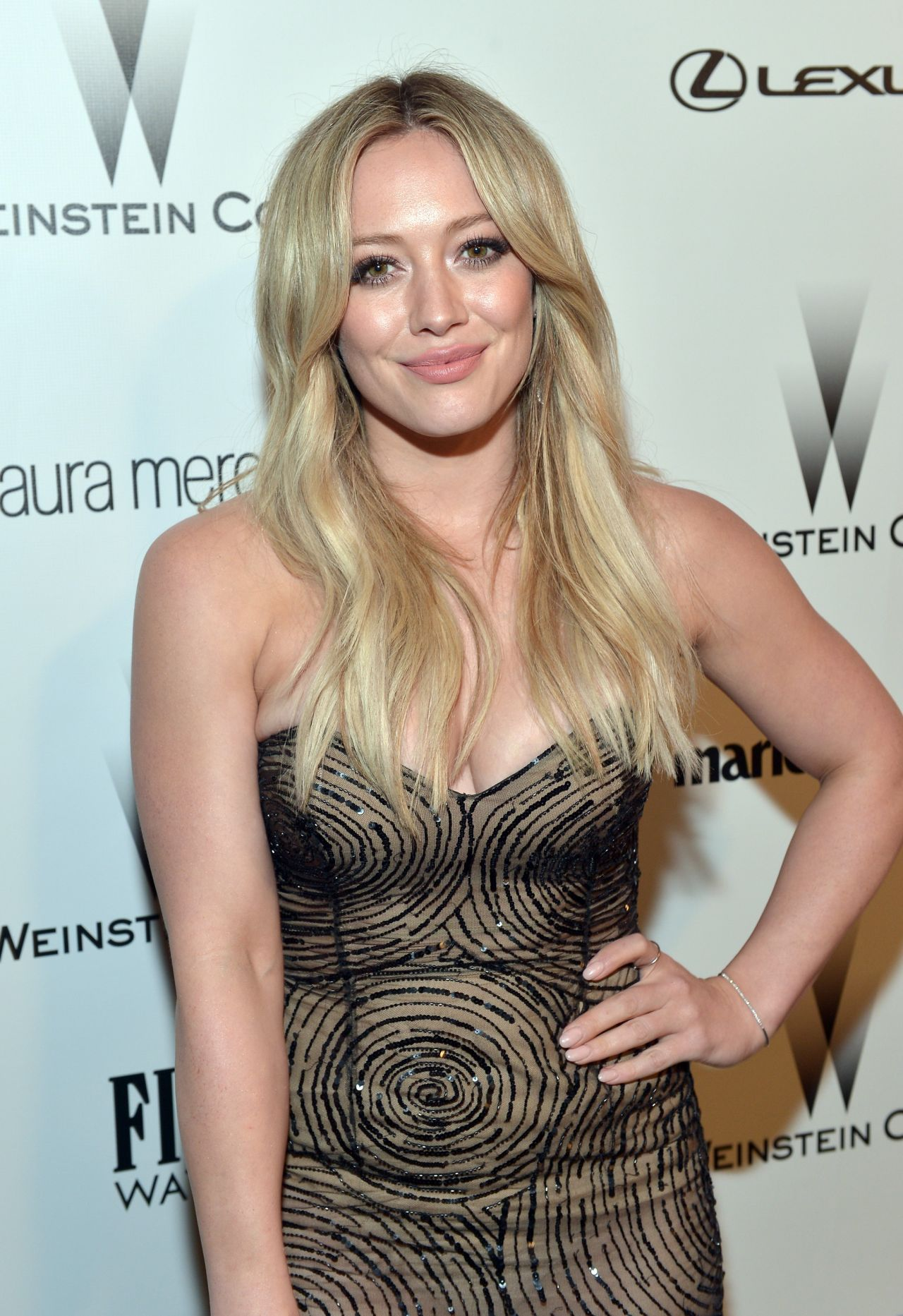 Hilary Duff The Weinstein Company Amp Netflix S 2015
