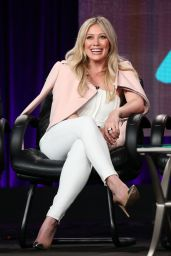 Hilary Duff - Younger Panel TCA Press Tour in Pasadena