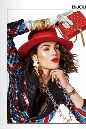 Hilary Rhoda – Vogue Magazine (France) February 2015 Issue