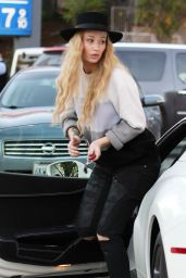 Iggy Azalea - Out in Beverly Hills - January 2015
