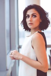 Italia Ricci Photos - NKD Magazine January 2015