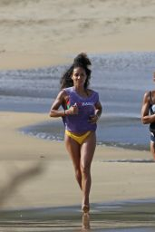 Jada Pinkett Smith Bikini Candids - Hawaii, January 2015