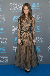 Jamie Chung – 2015 Critics Choice Movie Awards in Los Angeles