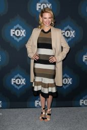 January Jones - 2015 Fox All-Star Party in Pasadena