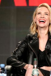 January Jones – 'Mad Men' Panel TCA Press Tour in Pasadena